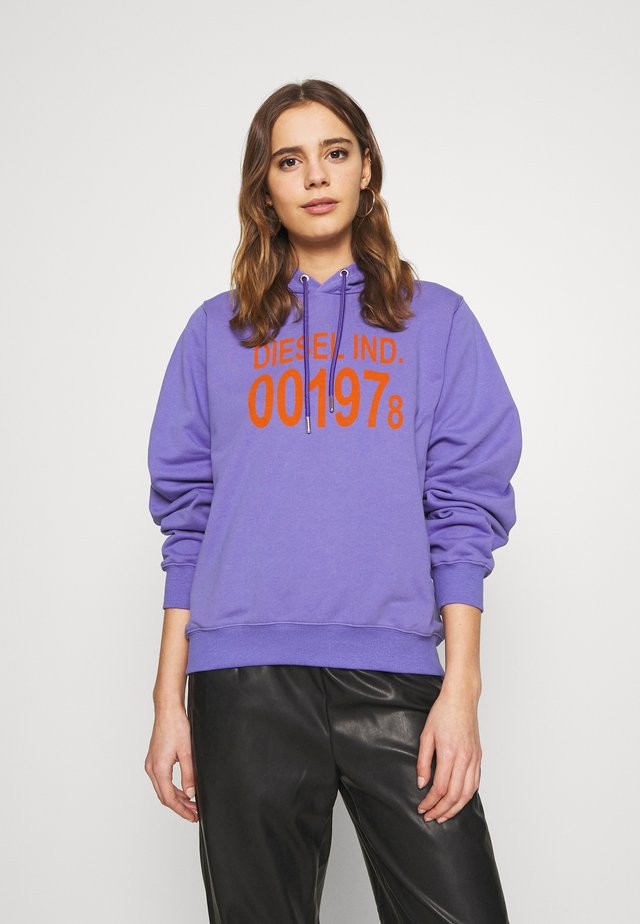HOOD - Hoodie - purple