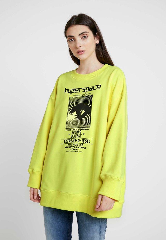 AKUA - Sweatshirt - yellow