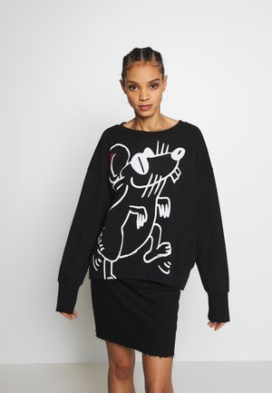 CL-F-MAGDA-BIGM - Sweatshirt - black