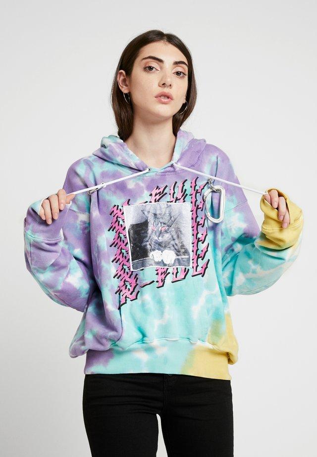 F-ALBYHOOK-B - Hoodie - multicolour