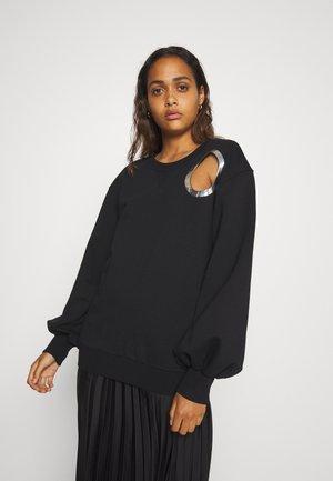 EYES - Sweater - schwarz