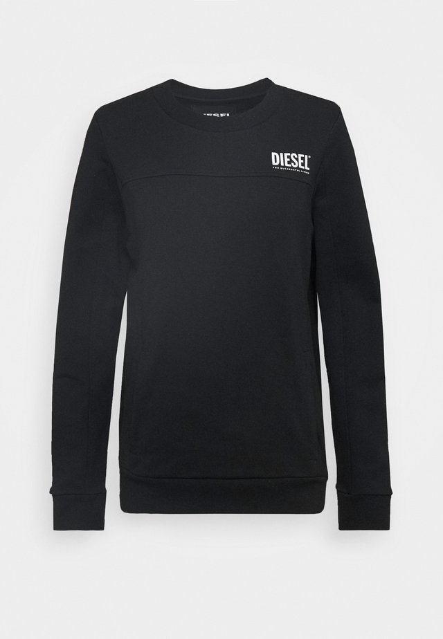 VICTORIAL - Sweatshirts - black