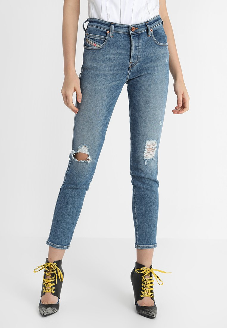 Diesel - BABHILA - Slim fit jeans - indigo