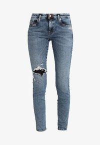 Diesel - GRACEY - Jeans Skinny Fit - indigo - 3