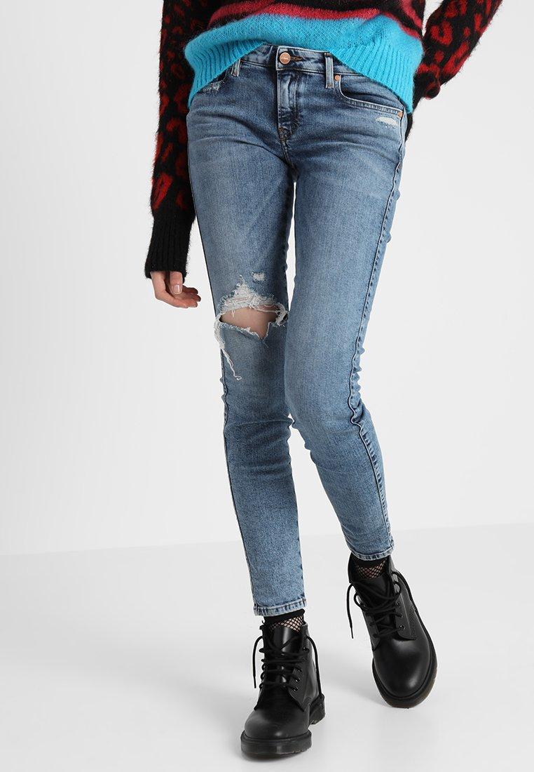 Diesel - GRACEY - Jeans Skinny Fit - indigo