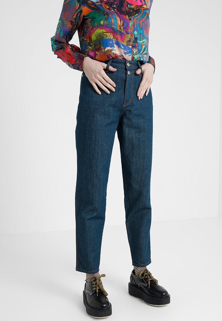 Diesel - ALYS - Straight leg jeans - indigo