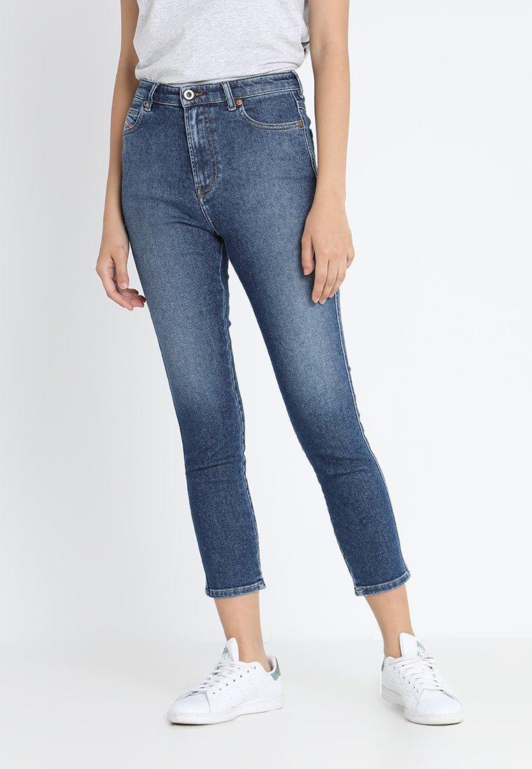 Diesel - BABHILA-HIGH - Jeans Slim Fit - indigo