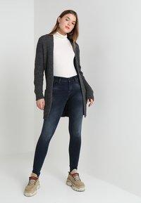 Diesel - SLANDY - Jeans Skinny Fit - indigo - 1