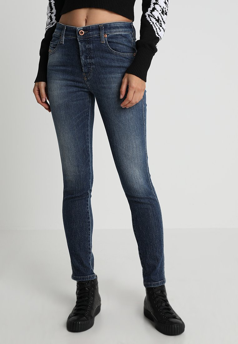 Diesel - BABHILA - Jeans Slim Fit - indigo
