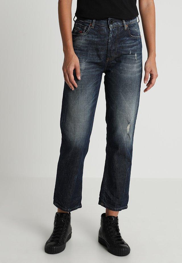 ARYEL - Straight leg jeans - indigo