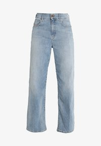Diesel - WIDEE - Flared Jeans - indigo - 3