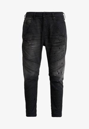 FAYZA-NE SP - JOGG - Jeans baggy - dark grey