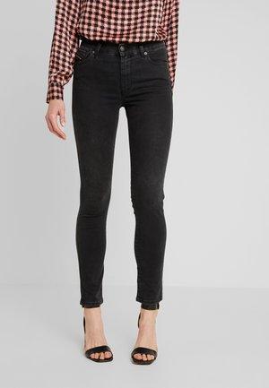 D-ROISIN - Jeans Skinny Fit - dark grey