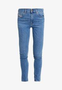 Diesel - D-ROISIN - Jeans Skinny - indigo - 4