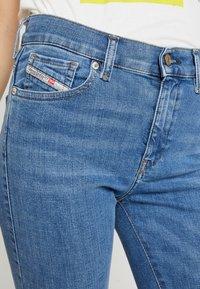 Diesel - D-ROISIN - Jeans Skinny - indigo - 3