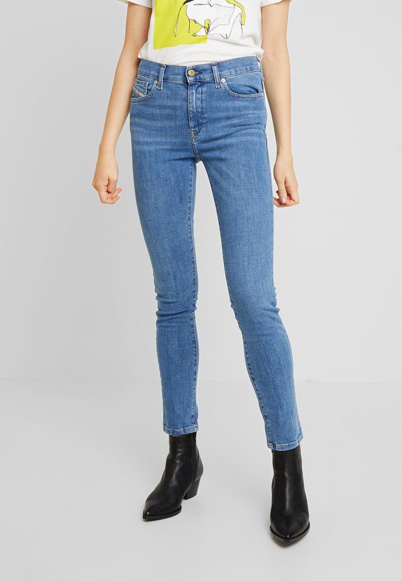 Diesel - D-ROISIN - Jeans Skinny - indigo