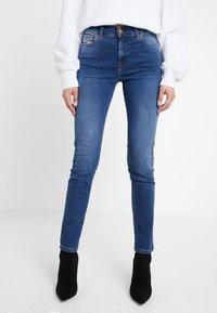 Diesel - D-ROISIN - Jeans Skinny Fit - indigo - 0
