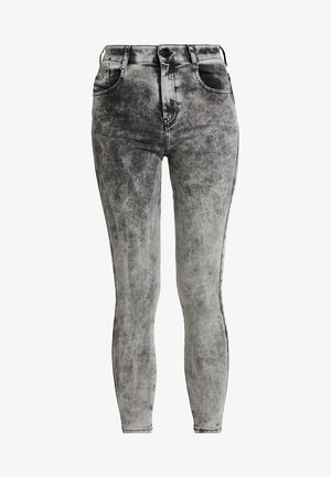 SLANDY-HIGH - Jeans Skinny Fit - grey