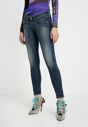 D-RAMY - Skinny džíny - indigo