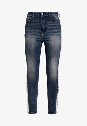 BABHILA-HIGH-SP - Jeans slim fit - indigo
