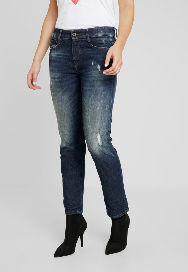D-RIFTY - Slim fit jeans - indigo