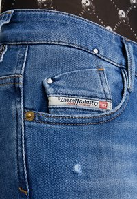 Diesel - D-RIFTY - Džíny Slim Fit - blue denim