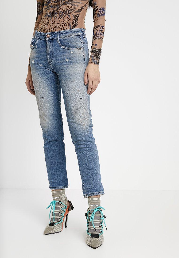 Diesel - D-RIFTY - Slim fit jeans - indigo