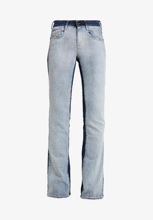 D-EBBEY-SP - Jeans bootcut - indigo