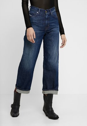 WIDEE - Relaxed fit jeans - indigo