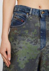 Diesel - D-LUITE-SP - Flared Jeans - indigo - 6