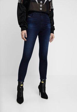 BABHILA HIGH - Skinny džíny - indigo