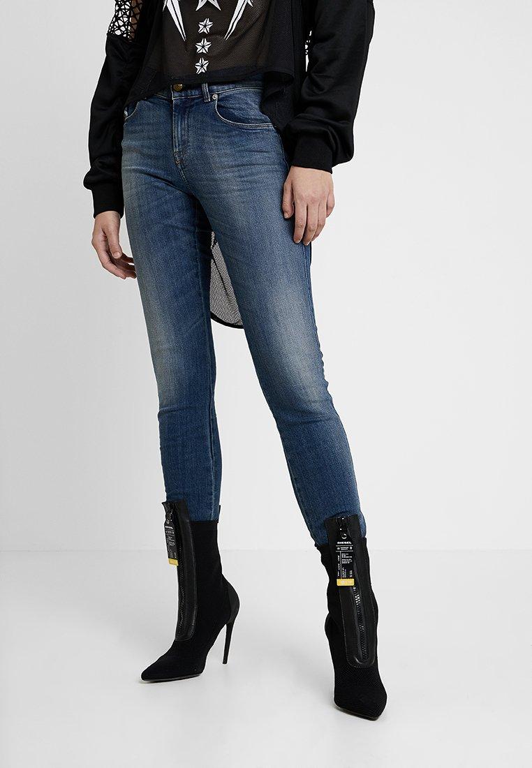 Diesel - SANDY - Jeans Straight Leg - indigo