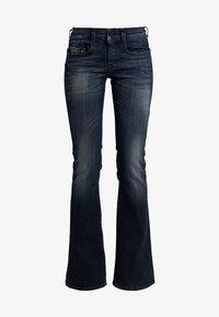 Diesel - D-EBBEY - Jeans bootcut - indigo - 3
