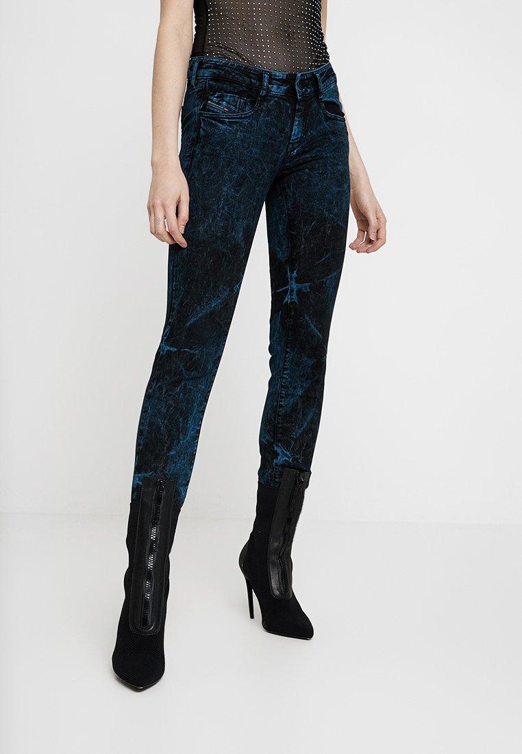 Diesel - D-OLLIES-SP-NE - Jeans Skinny Fit - black