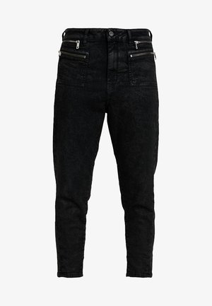 D-EIFAULT-SP-NE - Jeans Tapered Fit - black