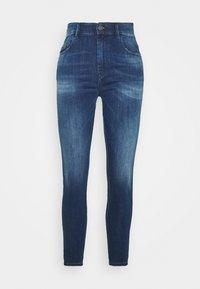 Diesel - D-SLANDY-HIGH - Jeans Skinny Fit - indigo - 2