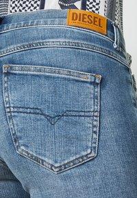 Diesel - D-SANDY - Slim fit jeans - blue denim - 3