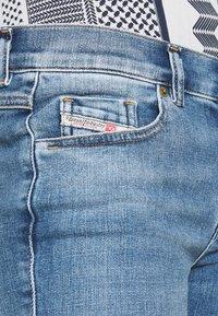 Diesel - D-SANDY - Slim fit jeans - blue denim - 6