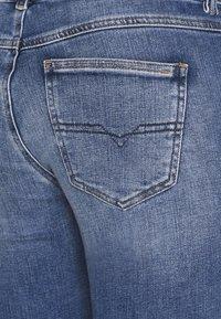 Diesel - D-SANDY - Slim fit jeans - blue denim - 5