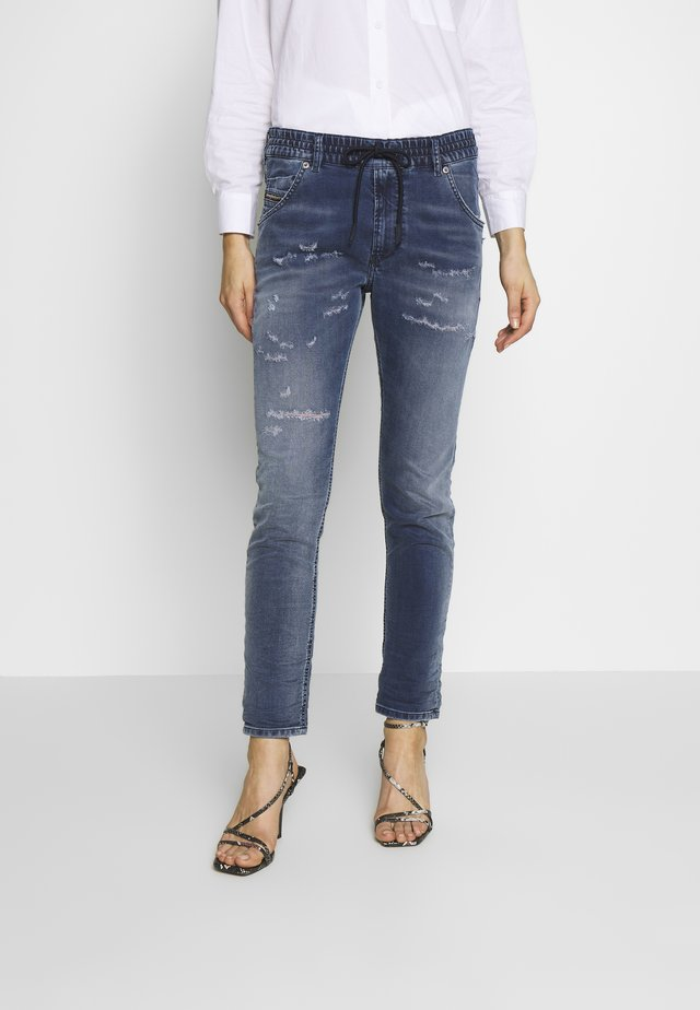 KRAILEY  - Relaxed fit jeans - blue denim