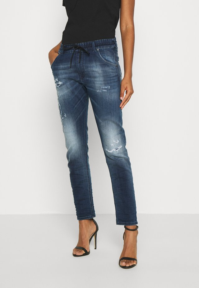 KRAILEY  - Relaxed fit jeans - indigo