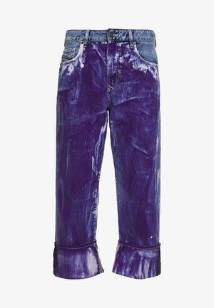 D-REGGY - Jeans relaxed fit - corsican blue