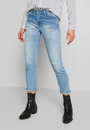 RIFTY - Jeans a sigaretta - blue denim
