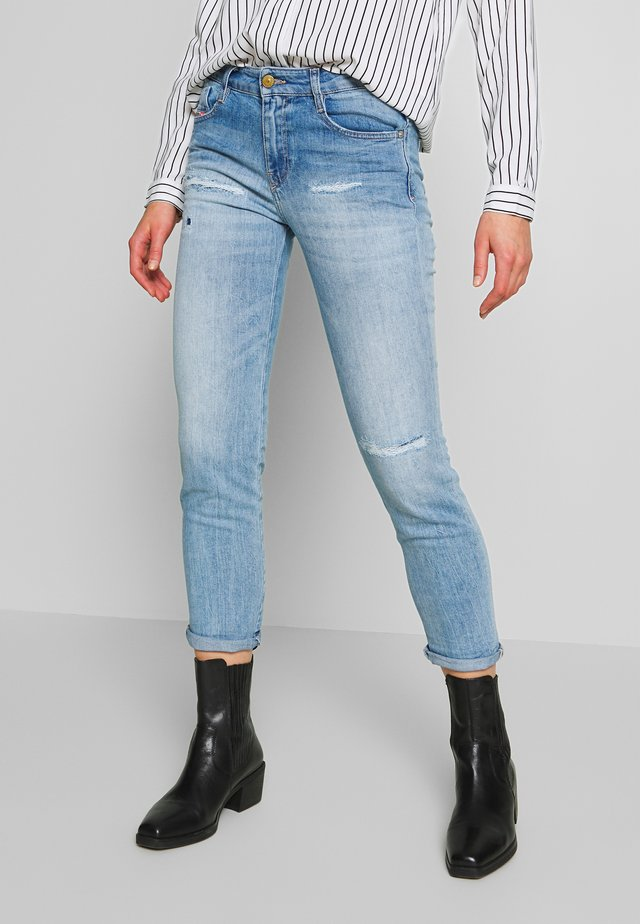 RIFTY - Straight leg jeans - blue denim