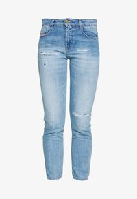 Diesel - RIFTY - Straight leg jeans - blue denim - 4