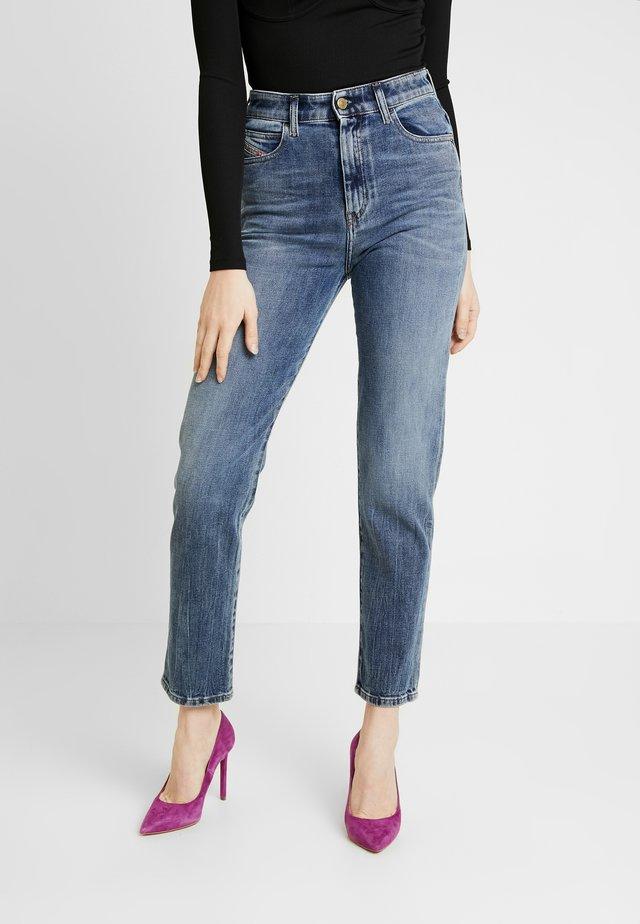 D-EISELLE - Slim fit jeans - indigo