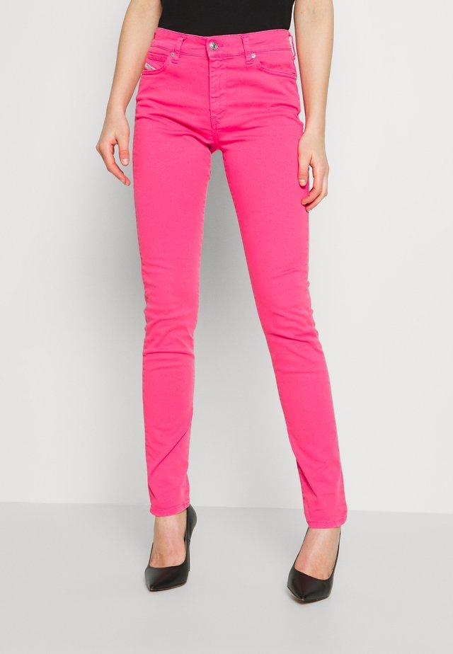 D-ROISIN - Jeans Skinny Fit - pink