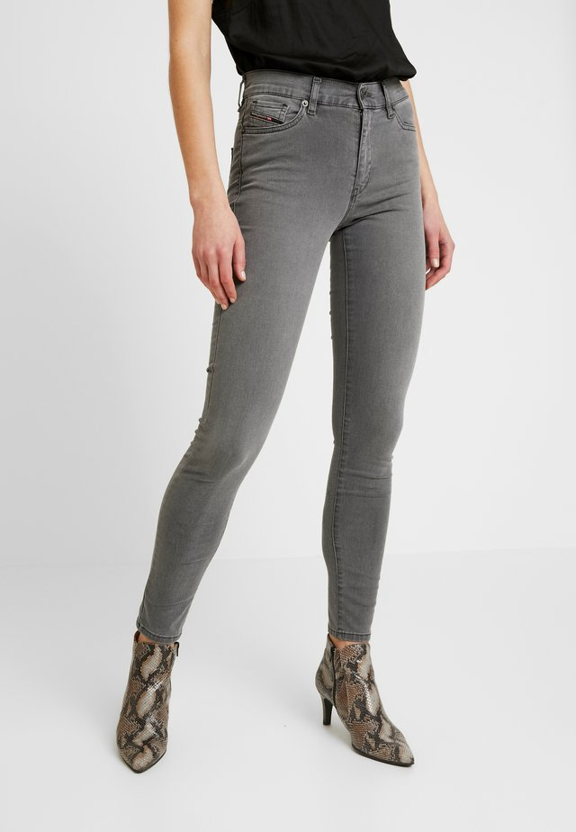 D-ROISIN - Jeans Skinny Fit - grey denim