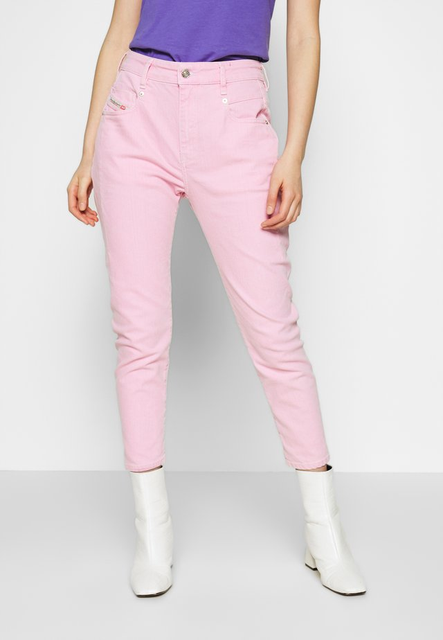D-FAYZA - Relaxed fit -farkut - pink