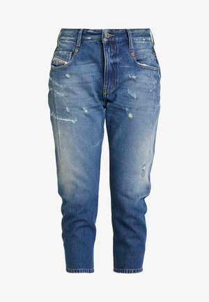 D-FAYZA - Jeansy Relaxed Fit - indigo